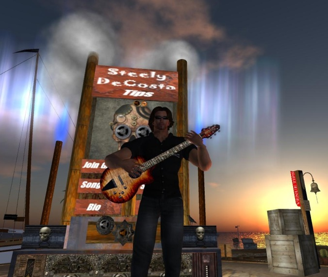 Steely Decosta @ 6pm slt/pst @ Key West